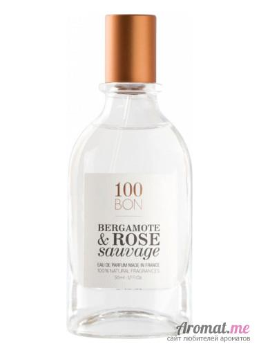 Аромат 100 Bon Bergamote & Rose Sauvage