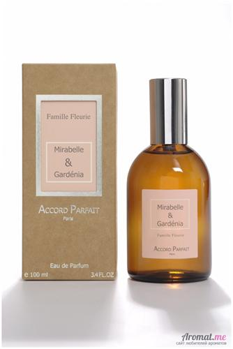 Аромат Accord Parfait Mirabelle & Gardenia