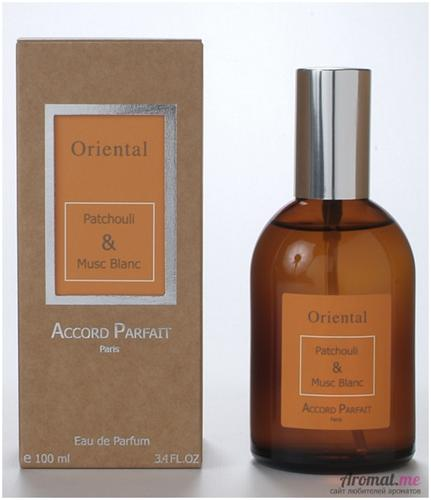 Аромат Accord Parfait Patchouli & Musc Blanc
