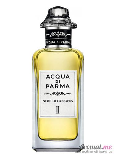 Аромат Acqua di Parma Note di Colonia II