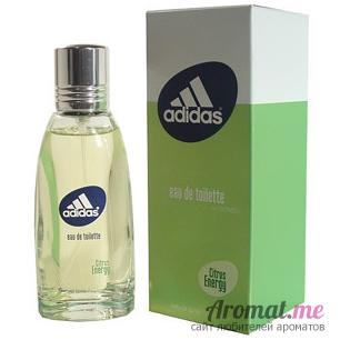 Аромат Adidas Woman Citrus Energy