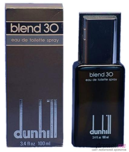 Аромат Alfred Dunhill Blend 30