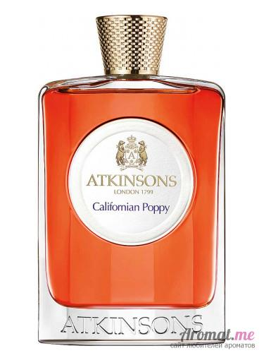 Аромат Atkinsons California Poppy (new)