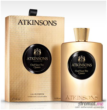 Аромат Atkinsons Oud Save The Queen