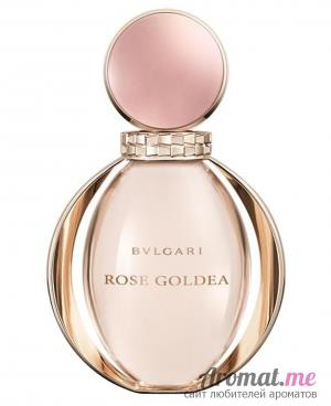Аромат Bvlgari Rose Goldea