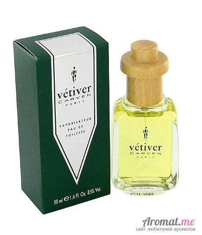 Аромат Carven Vetiver