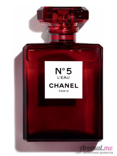 Аромат Chanel Chanel No 5 L'Eau Red Edition