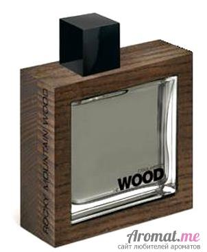 Аромат DSQUARED² He Wood Rocky Mountain Wood