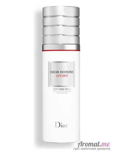 Аромат Dior Homme Sport Very Cool Spray