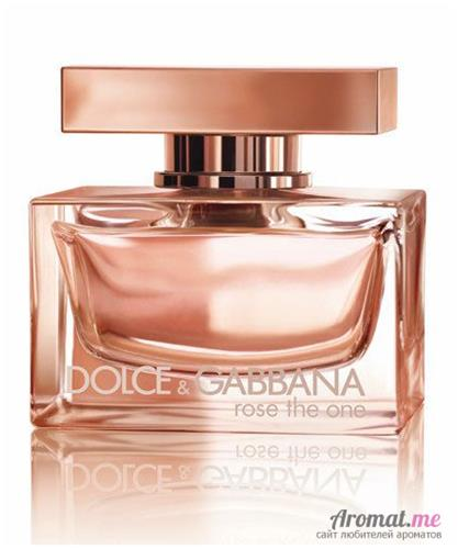 Аромат Dolce&Gabbana Rose The One