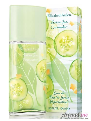 Аромат Elizabeth Arden Green Tea Cucumber