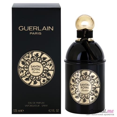 Аромат Guerlain Santal Royal