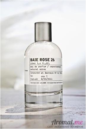 Аромат Le Labo Baie Rose 26 Chicago