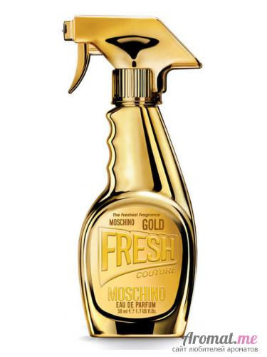 Аромат Moschino Gold Fresh Couture