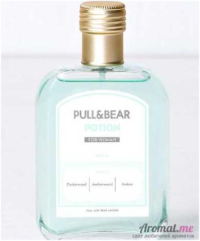 Аромат Pull and Bear Potion For Women