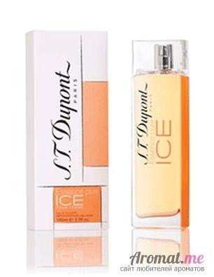 Аромат S.T. Dupont Essence Pure ICE Pour Femme
