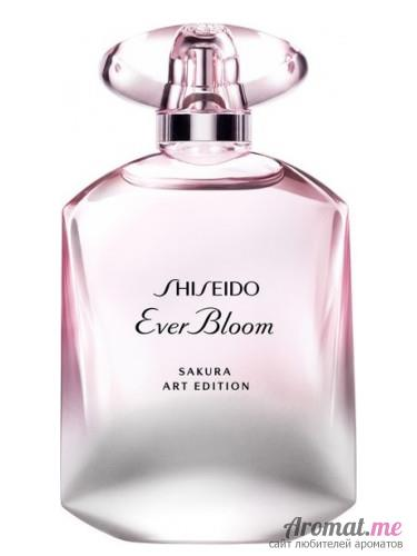 Аромат Shiseido Ever Bloom Sakura Art Edition