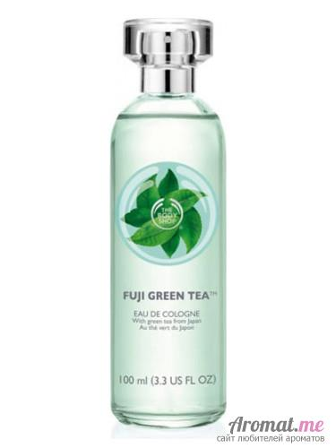 Аромат The Body Shop Fuji Green Tea