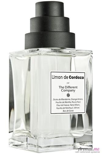 Аромат The Different Company Limon de Cordoza