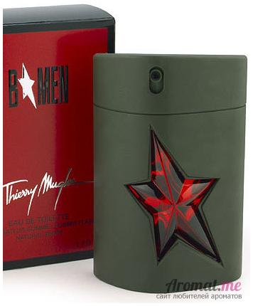 Аромат Thierry Mugler B*Men