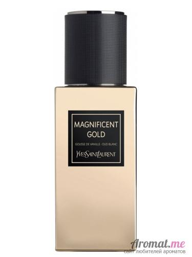 Аромат Yves Saint Laurent Magnificent Gold