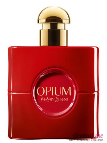 Аромат Yves Saint Laurent Opium Rouge Fatal (Collector's Edition 2015)